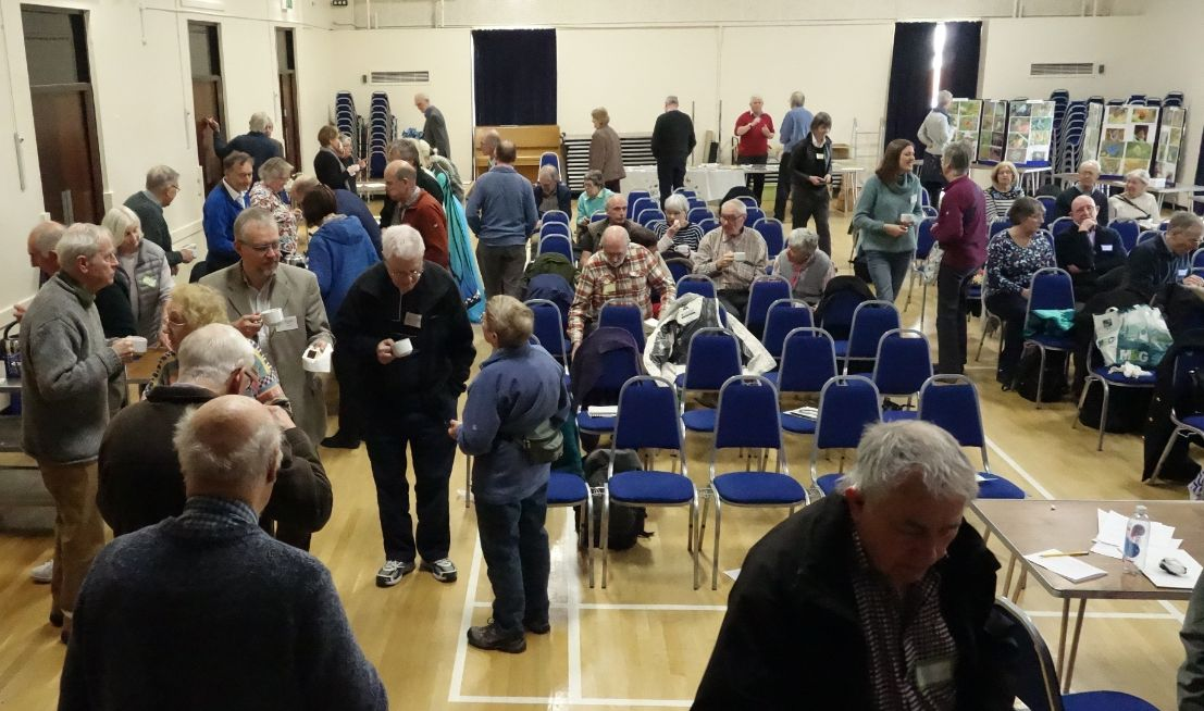 AGM & branch meeting 23 Mar 2019